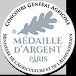 Concours Général Agricole 2018 : Médaille d'Argent